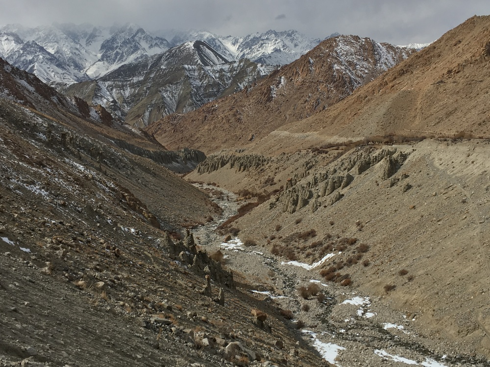 Ulley Valley, Ladakh March 2016