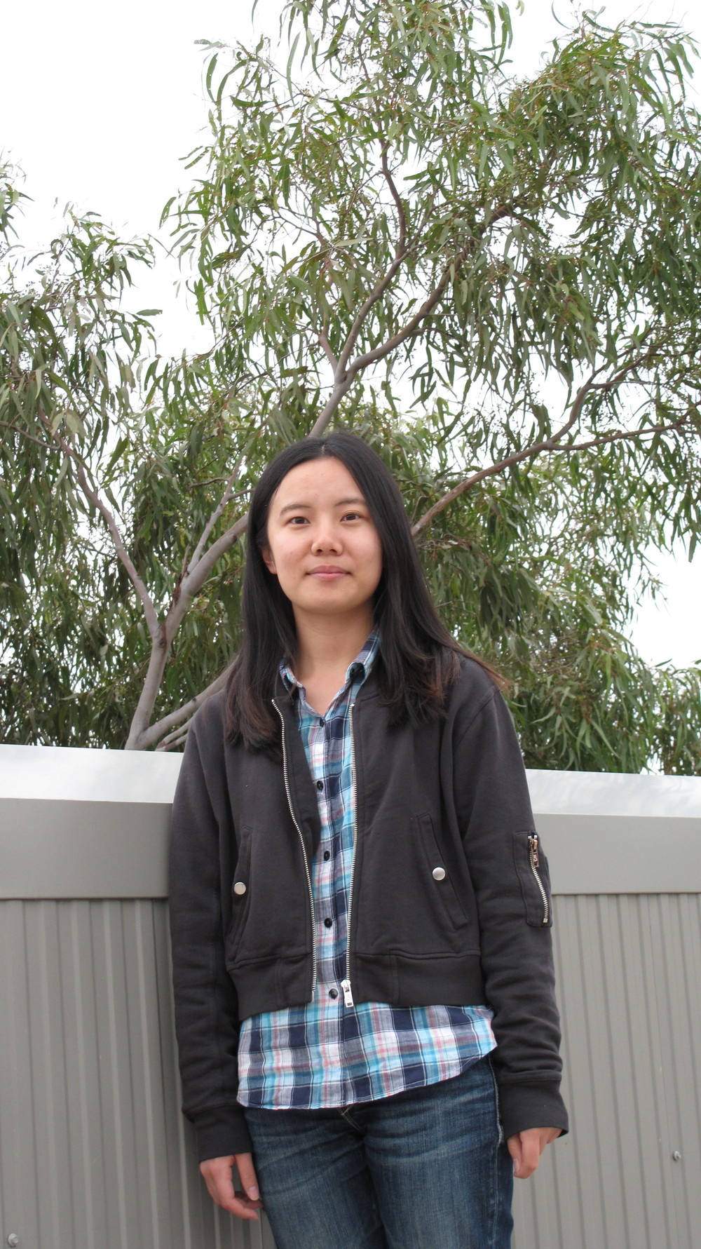 Ningyi Xu  Postgraduate Research Student