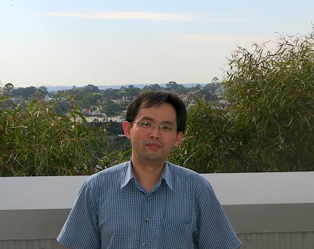 Wing Hin Lee POSTDOCTORATE RESEARCH FELLOW (CINSW)