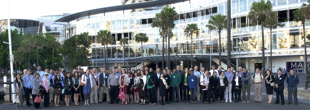 DDA2013 Delegates