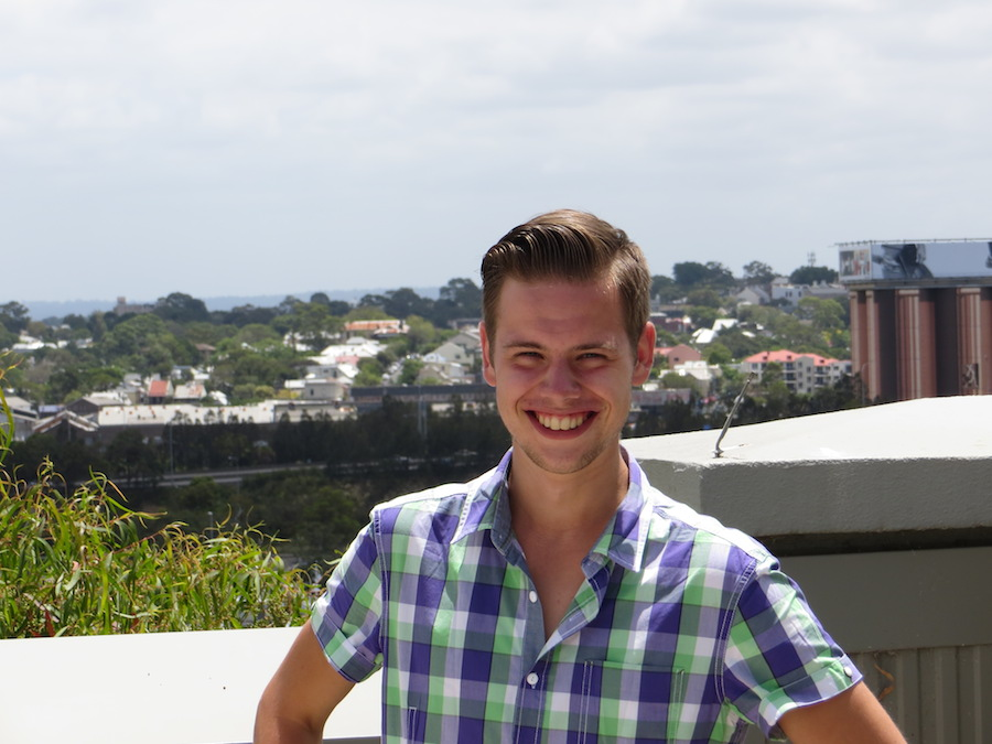 Jasper Lamers  Visiting Researcher
