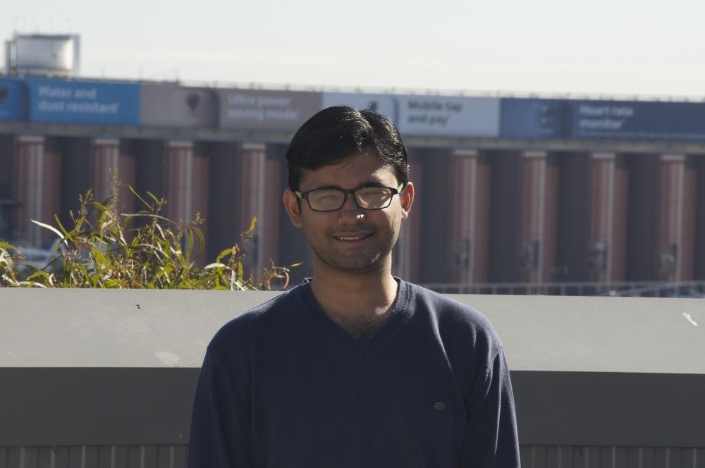 Sumit Arora  Endeavour Scholar