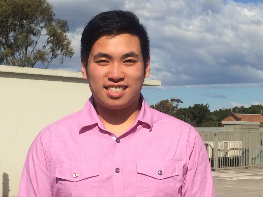 Anphy Nguyen Industrial Major, BPharm, USyd