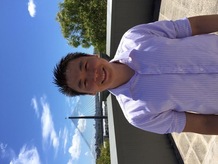 Stewart Yeung  Postgraduate Researcher