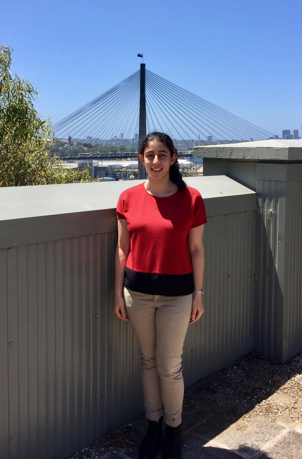 Priyanka Shahani Summer Scholar