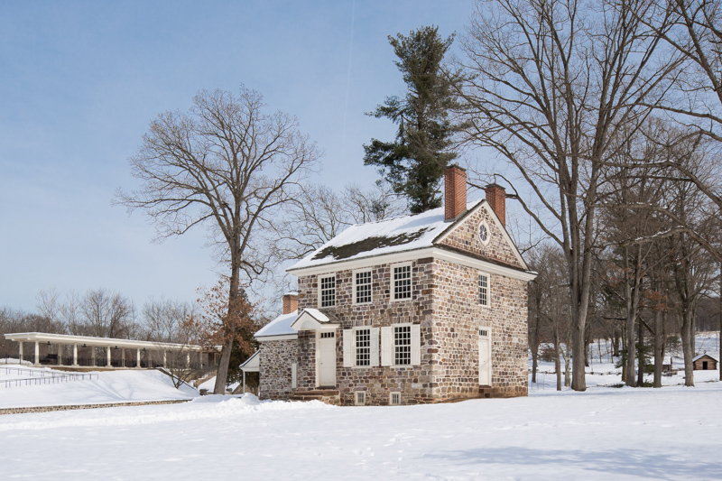 Washington's Headquarters, Valley Forge Park