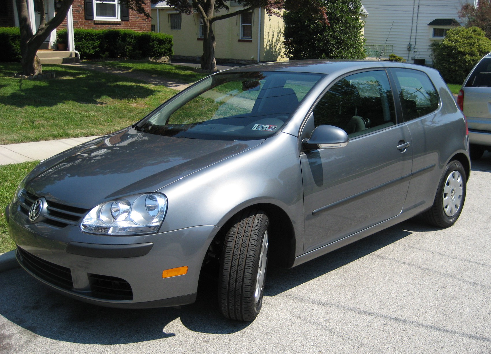 2008 VW Hatchback