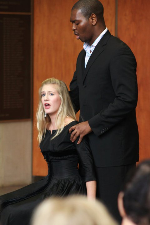 Lucia / Lucia di Lammermoor / Southern Methodist University Scenes Program / Fall 2010