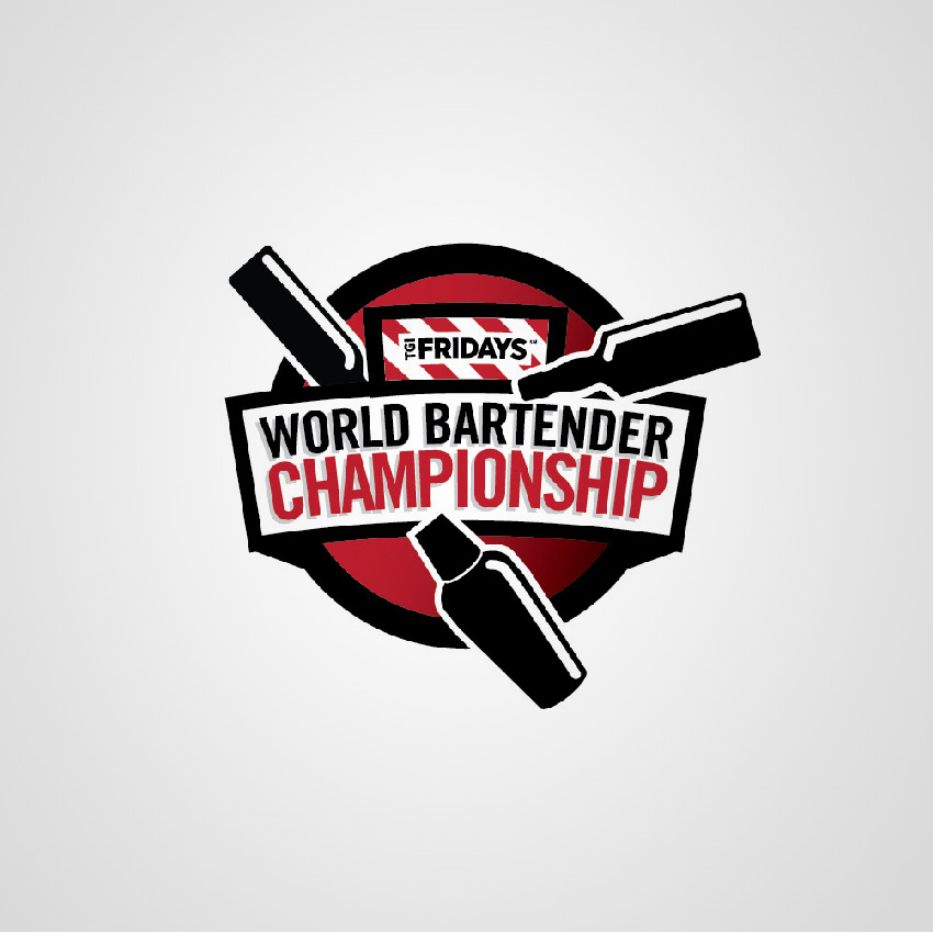 TGI Fridays World Bartender Championship  Logo