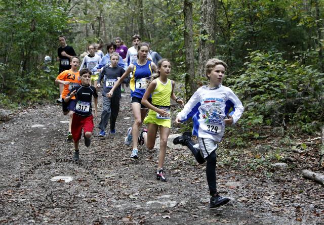 2015 Trail Run - 10/17