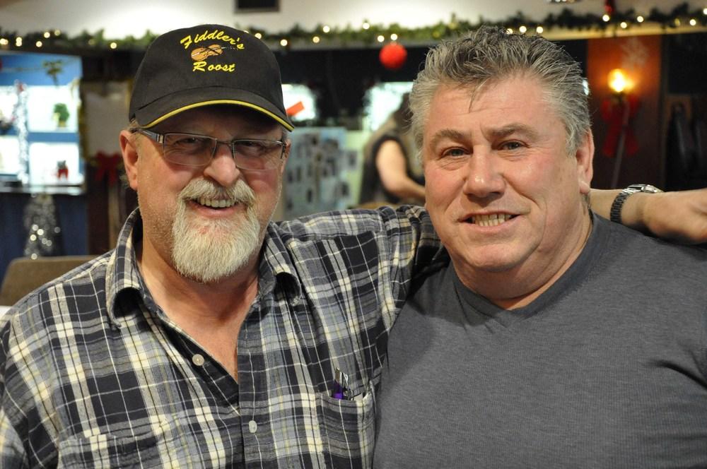 Bernie MacLellan & Newfie Joe