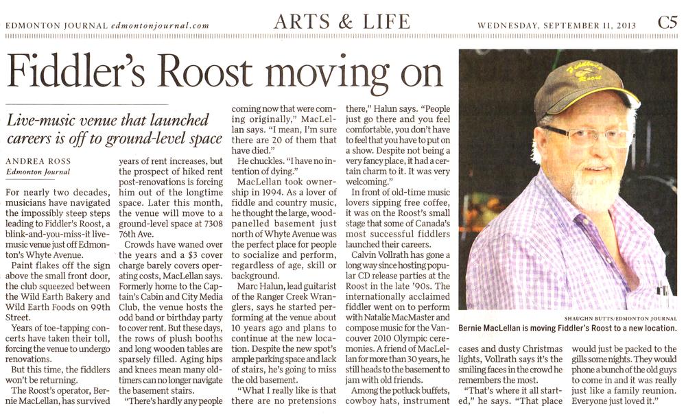 2013_09_11 Fiddler's Roost Article.jpg