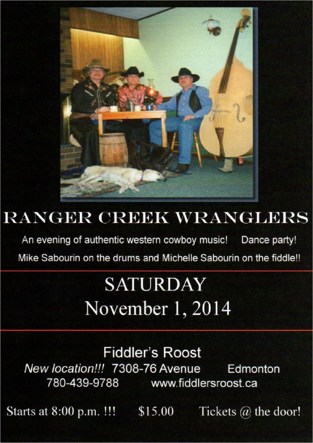 Ranger Creek Wranglers