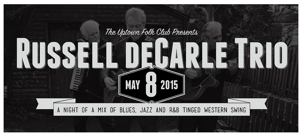 Russell DeCarle Trio