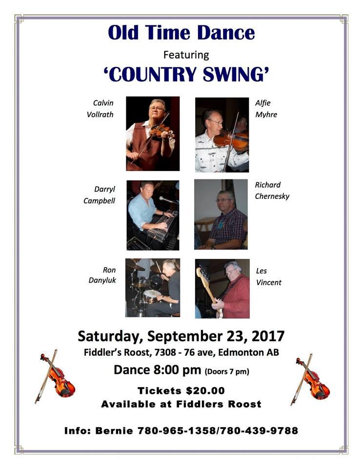 Cakvin Vollrath & Country Swing