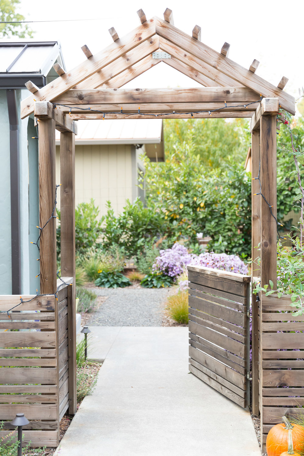 Custom Entry Arbor + Gateway