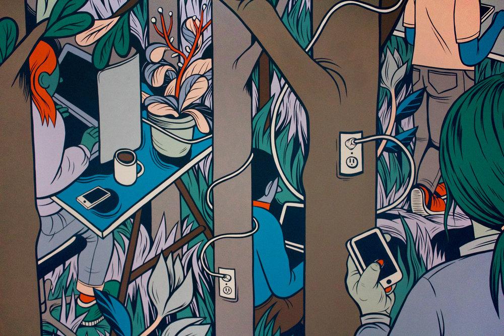 FUTURE FOREST //Jobber, Edmonton