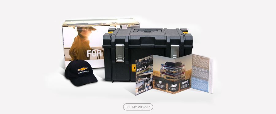 Chevrolet Silverado Direct Mail