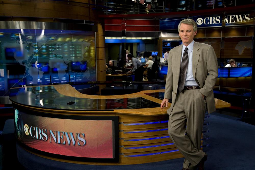 Sean McManus President CBS News