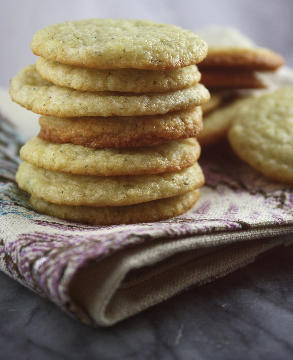 lavender cookies (only 70 calories)