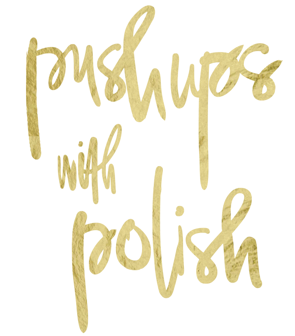 Pushups with Polish