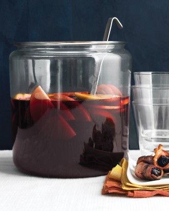 red sangria for halloween