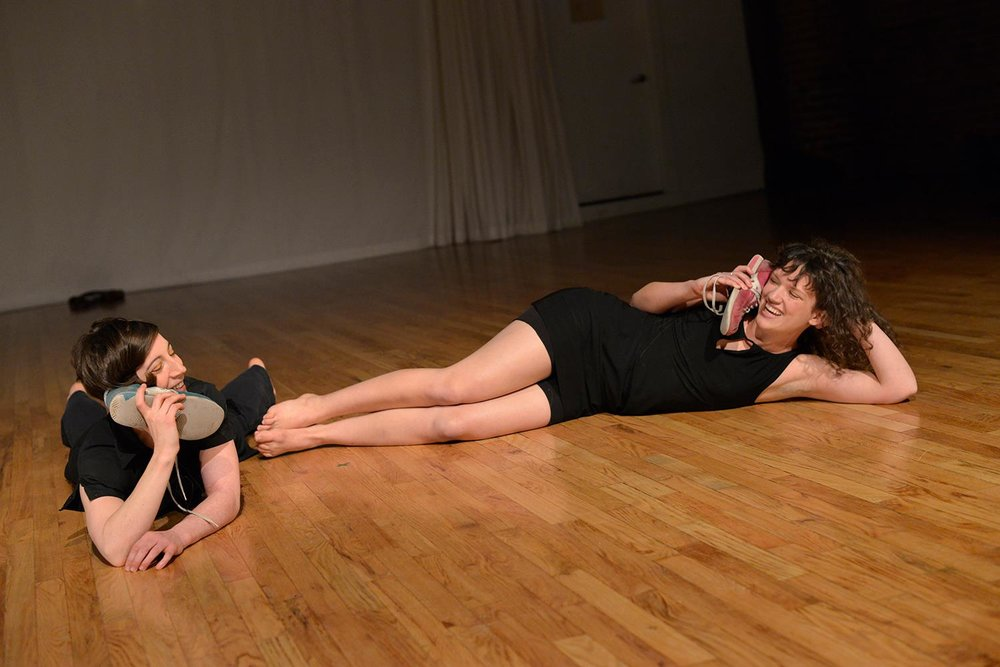 "There Is No ""Id"" in Team.  Choreography by Kaitlin McCarthy. Photo by Jenny May Peterson, 2013."