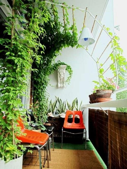Balkon tuinieren