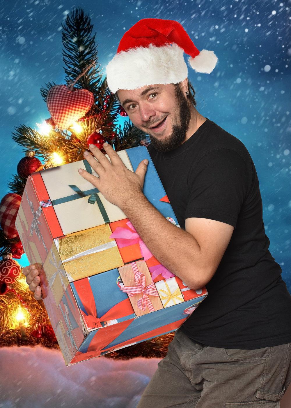 Frohe Weihnachten - und ein guten Rutsch wünscht Team Foto Kautz