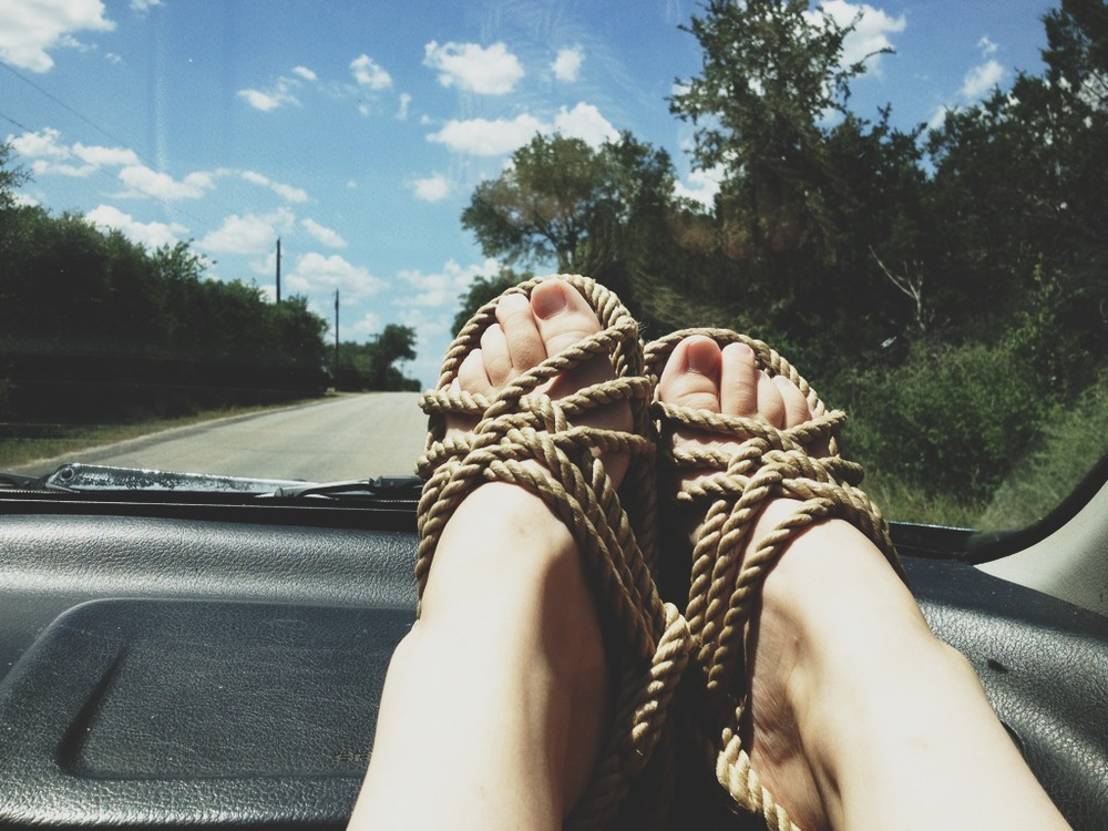 rope sandals from ropesouls.JPG