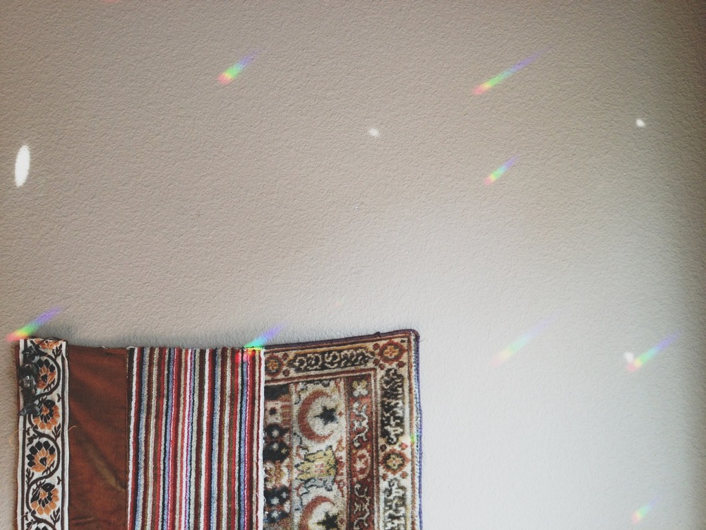 rainbows on the wall.JPG