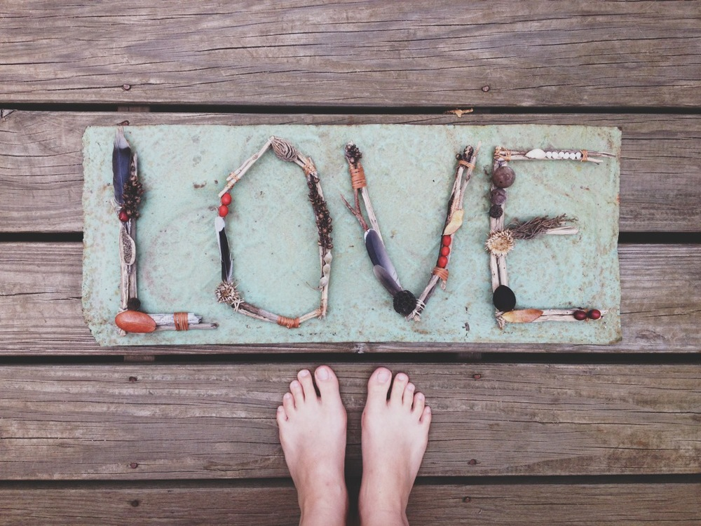 love nature letters diy by roots and feathers.JPG