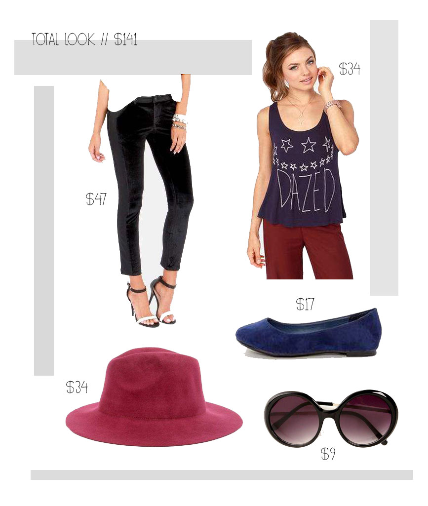 head to toe outfit from lulus.com for under $150.jpg
