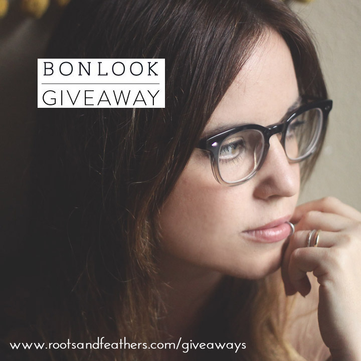 bonlook glasses giveaway on roots and feathers.jpg