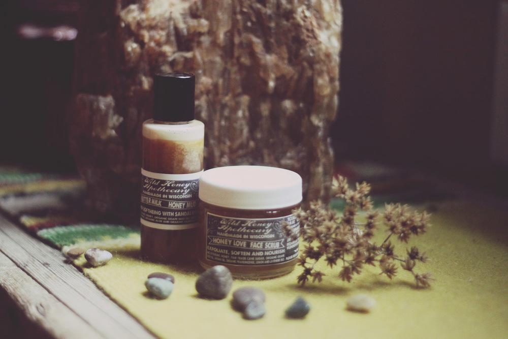 wild honey apothecary