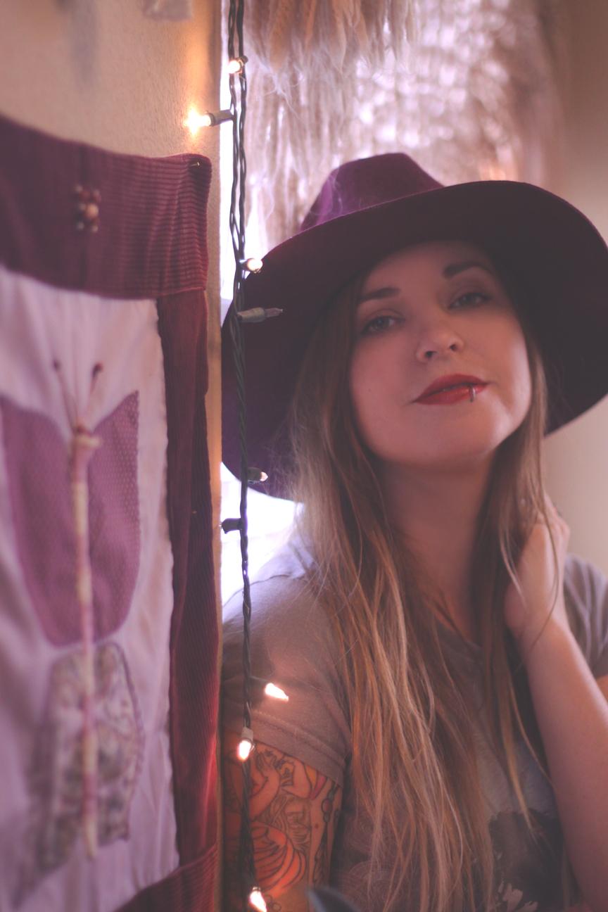 Laura Mazurek of Roots & Feathers