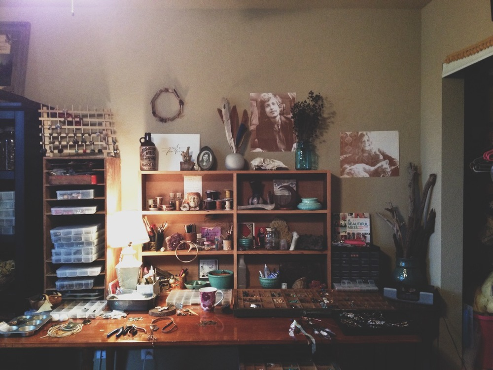 roots and feathers studio