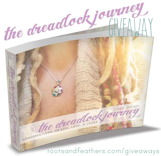 The Dreadlock Journey Giveaway