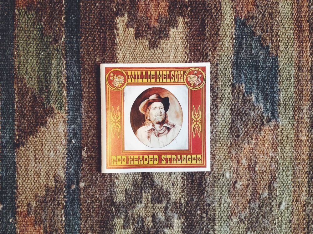 Some days are just Red Headed Stranger days... If you love this album, you know what I mean.