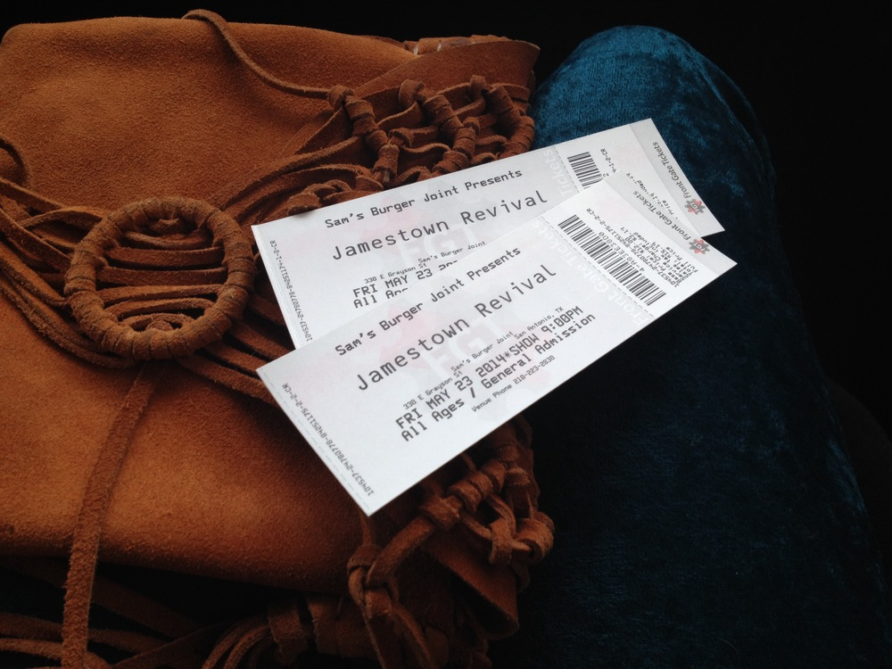 Jamestown Revival tickets