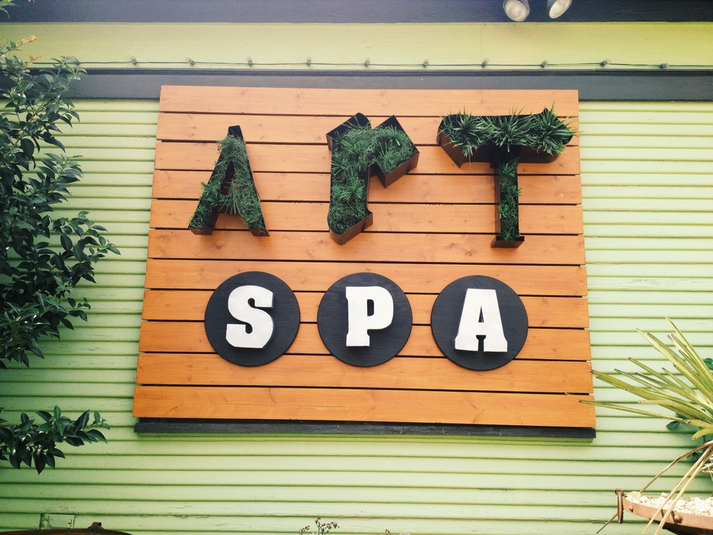 art spa body