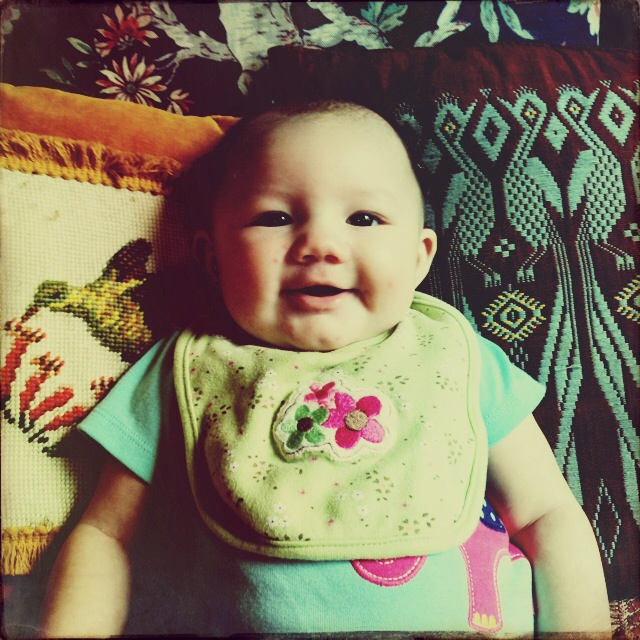 August 2013.  I baby sat alot and got the cutest photos of Laurel.