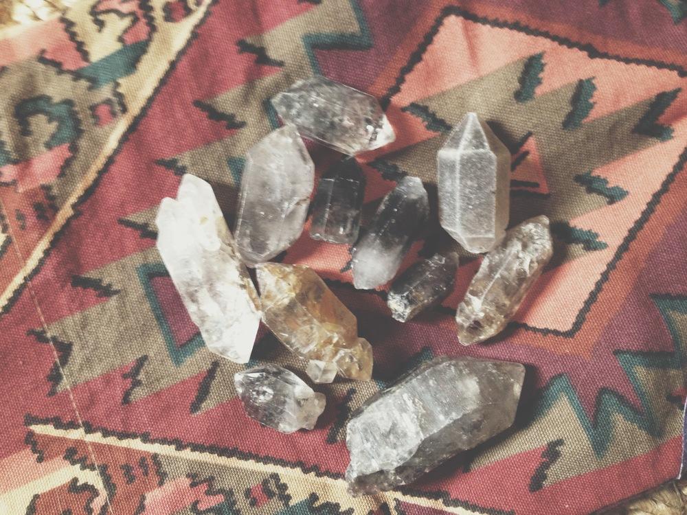 Tibetan quartz...