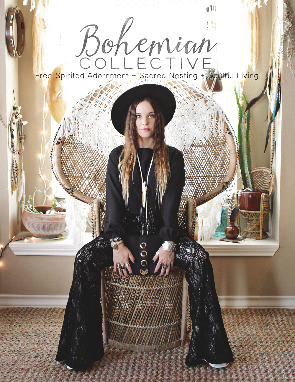 Bohemian Collective Magazine Cover