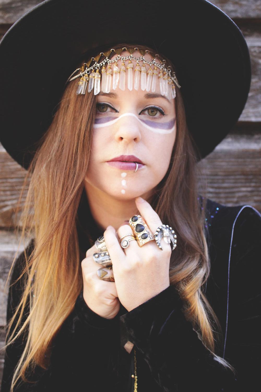 Priestess of Bones via rootsandfeathers.com