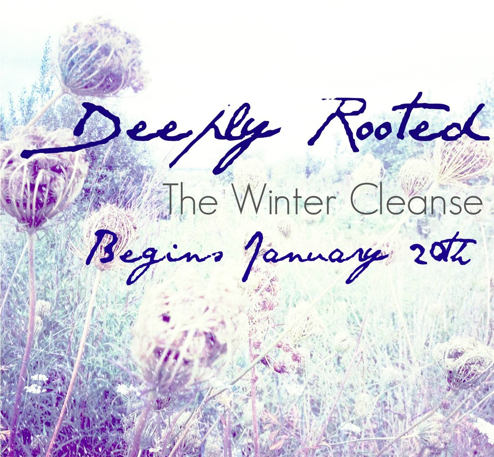 Deeply Rooted Winter Cleanse Giveaway