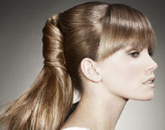 The Twisted French Twist, Pantene