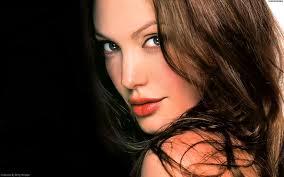 "Angelina Jolie, ""Winter"""