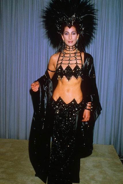 Cher 1986
