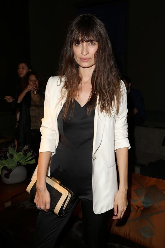 Fashion Show, Caroline de Maigret wearing H&M conscious exclusive